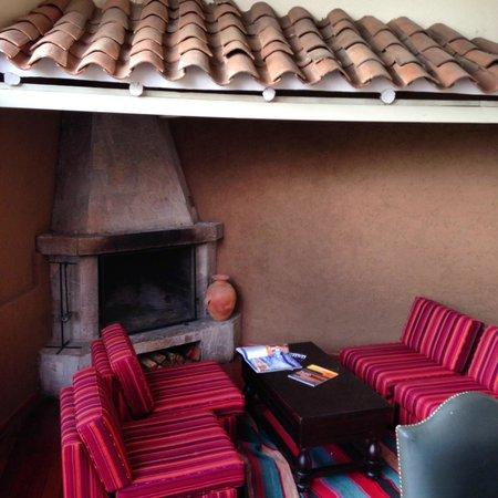 Casa Andina Standard Cusco San Blas : wifi lobby