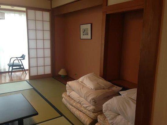 Tokino Yu: our room