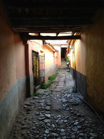 Casa Andina Standard Cusco San Blas : walking areas near hotel Casa Andina Classic - Cusco San Blass