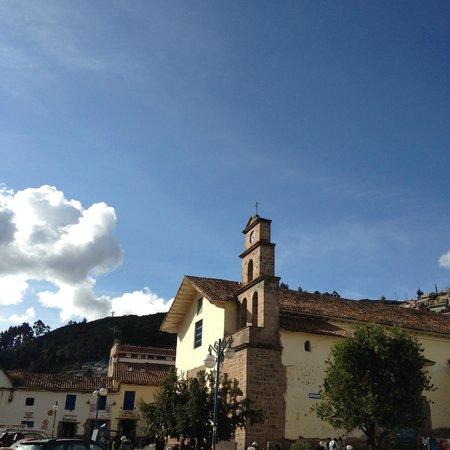 Casa Andina Classic Cusco San Blas: walking areas near hotel Casa Andina Classic - Cusco San Blass