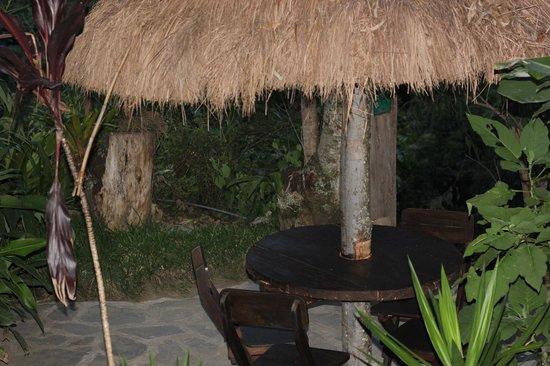 Eco Quechua Lodge: Common Area near showers