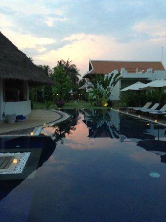 Navutu Dreams Resort & Wellness Retreat : One of the 3 pools