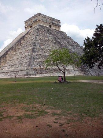 Villas Arqueologicas Chichen Itza: Muy cerca de Chichén Itzá