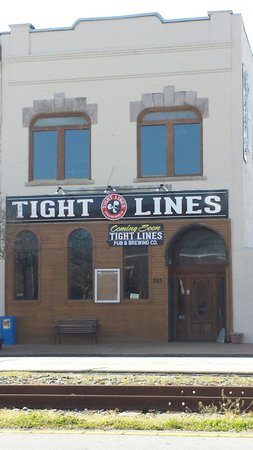 Tight Lines Pub and Brewing Co