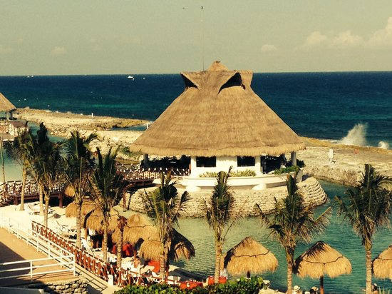 Hard Rock Hotel Riviera Maya: View from our room