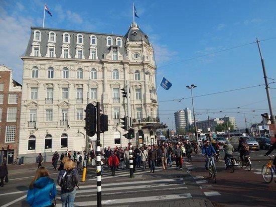 Park Plaza Victoria Amsterdam: Exterior of Hotel