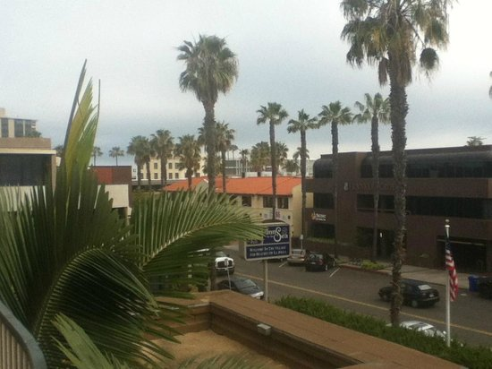 Inn by the Sea : View from room 303