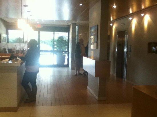 Inn by the Sea : Renovated Lobby Area