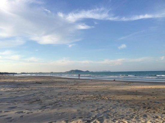Casa Titik: The beach