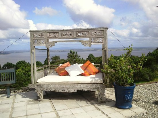 Hotel Art & Spa Las Cumbres: Vista terraza