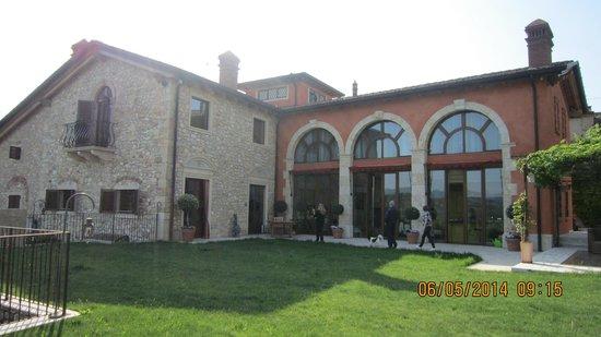 Villa Aldegheri: отель