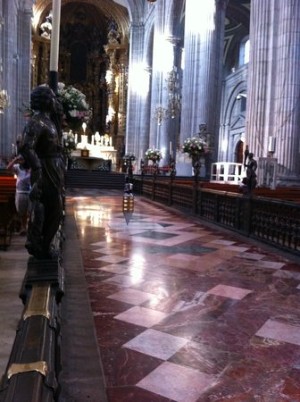 Metropolitan Cathedral (Catedral Metropolitana): Catedral
