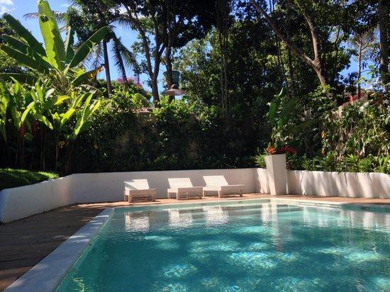 Piscina Trancoso Jungle Lodge