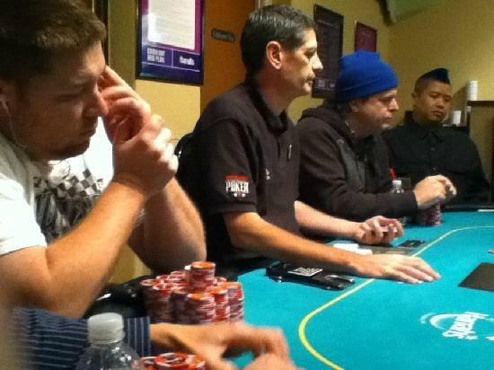 Harrah's Laughlin: Harrah's Poker room regulars