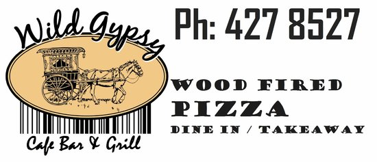 Wild Gypsy: Logo 2