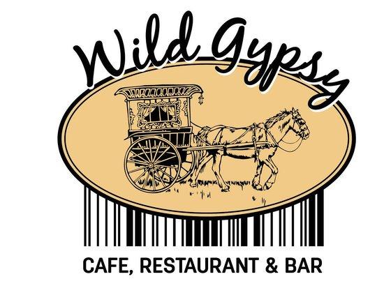 Wild Gypsy: Main Logo