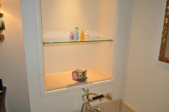 Four Seasons Hotel Washington, DC : Baby bath products