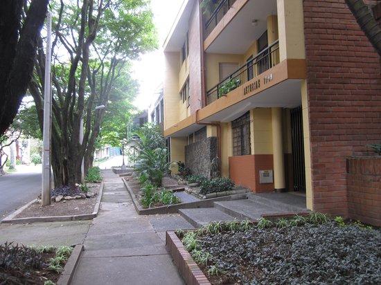 Asturias Hotel Medellin : area