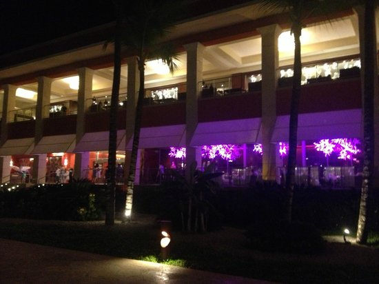 Barcelo Bavaro Beach - Adults Only: Restaurants