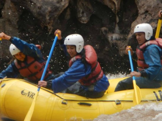 Activities Peru: White river rafting with the best!