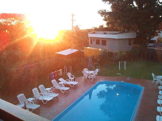 Iguassu Express Hotel: Área da piscina