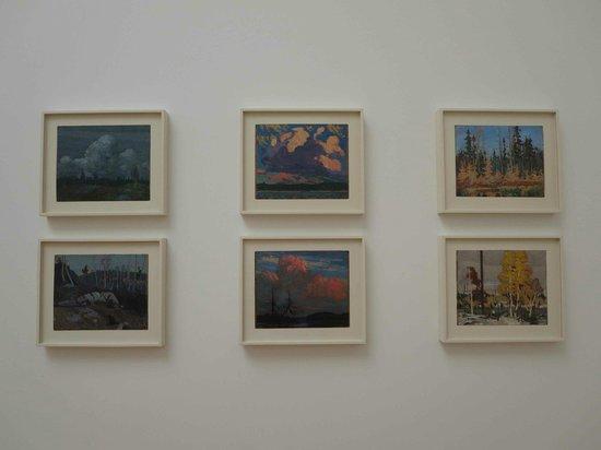 The AGO, Art Gallery of Ontario: Tom Thomson