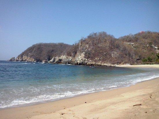 Bahia de la Luna: Praia