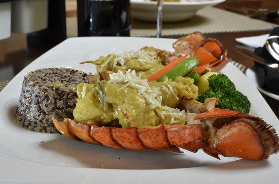 IC Lounge: Lobster Caldeen
