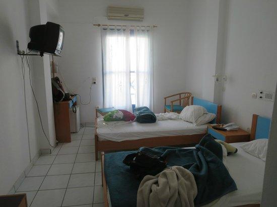 Hotel Kalma : Our room