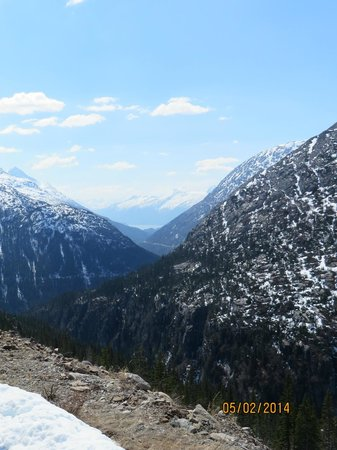 Chilkoot Charters & Tours : view