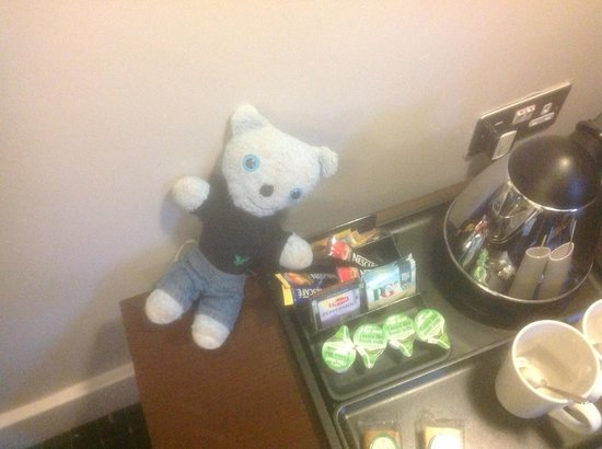 DoubleTree by Hilton Bristol South - Cadbury House: Free Stuff