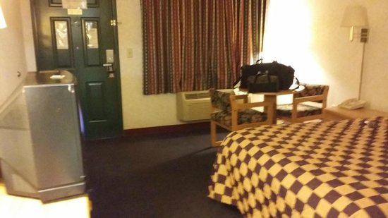 Travelodge Phoenix : Inside the room