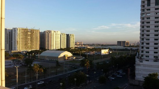 Midas Hotel and Casino: View, morning