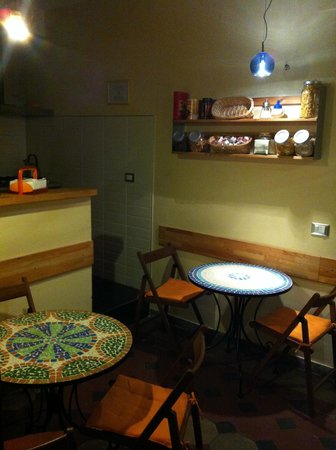Residenza Maritti: kitchen