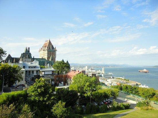 La Promenade des Gouverneurs : Quebec City