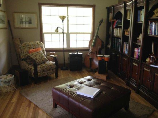 Kalaekilohana: музыкальная комната