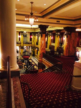 The Jefferson Hotel: The Jefferson Lobby