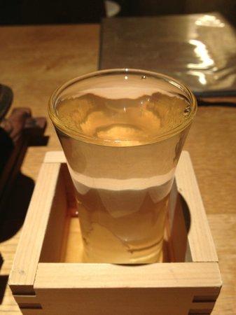 Soba Ogata : 富田の地酒
