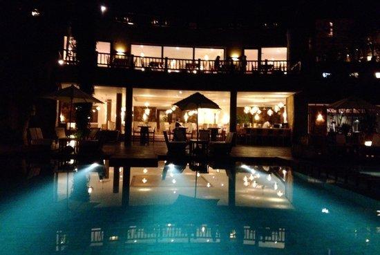 Loi Suites Iguazu : Pile nocturna