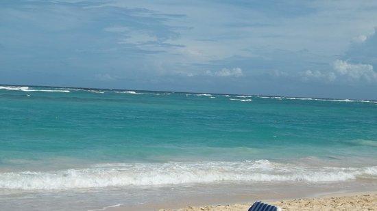 Grand Bahia Principe Punta Cana: Beautiful beachfront