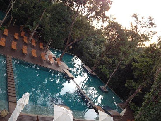 Loi Suites Iguazu : Pile en la selva