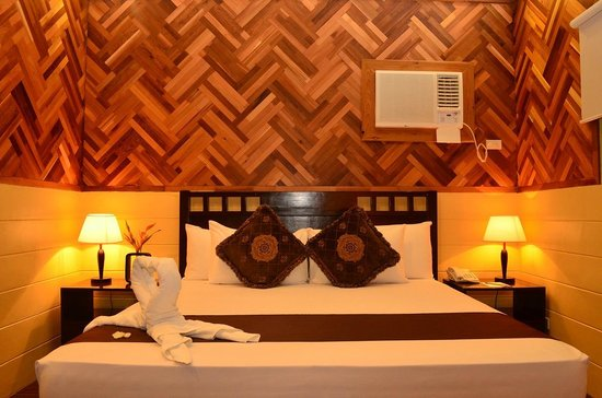 Sol Y Viento Mountain Hot Springs Resort : Obe Bedroom Cabana