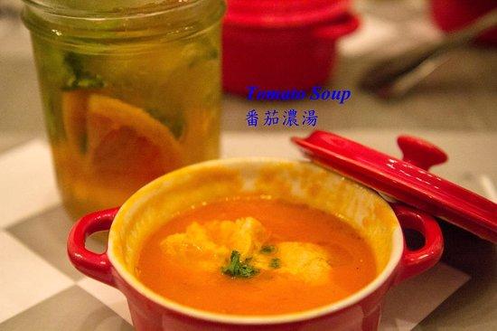Lola Bar-Cafe: Tomato Soup