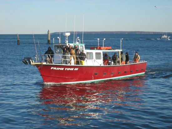 Orient, Estado de Nueva York: Prime Time 3 is a 42 Passenger USCG Certified Party/Charter Boat