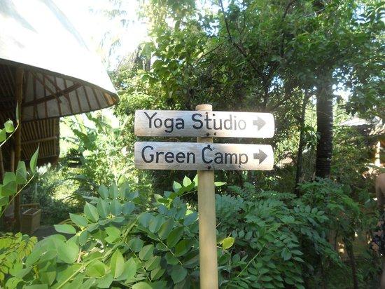 Sapulidi Bali Resort & Spa : Yoga Studio