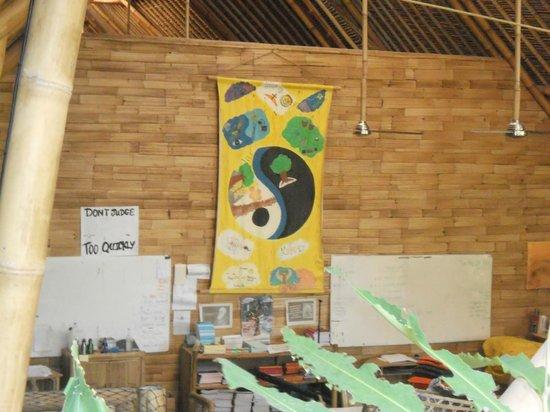Sapulidi Bali Resort & Spa : working with Ego Studio Green School