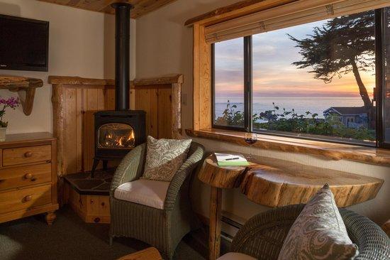 Sea Rock Inn: Cottage #4 view