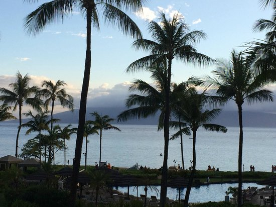 Sheraton Maui Resort & Spa: view of beach area