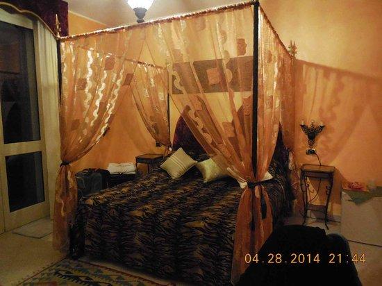 Villa Sogno Charme e Relax Selinunte: Our room