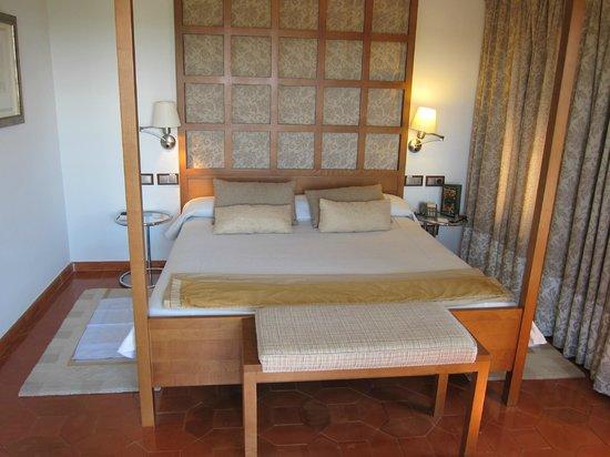 Parador de Toledo: Bedroom